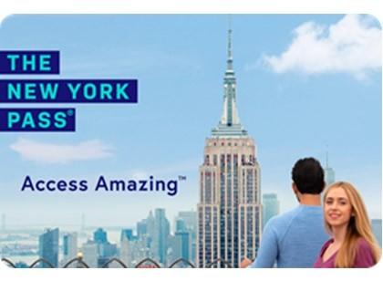 The New York PASS 5 dias